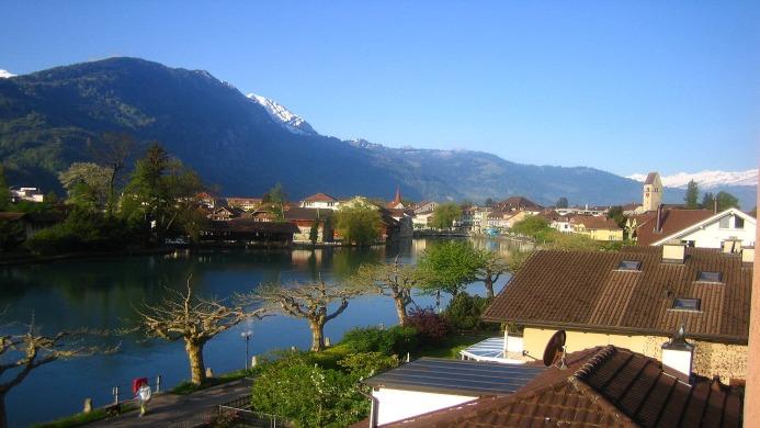 Interlaken Hotel Interlaken - Muslim Friendly Travel in Interlaken