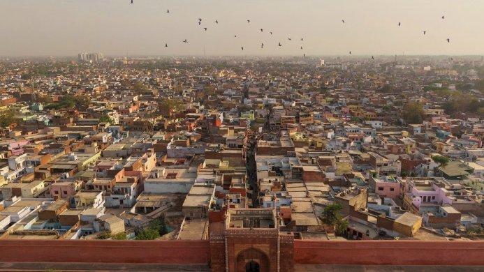 ITC Mughal Agra Hotel - Muslim Friendly Travel in Agra