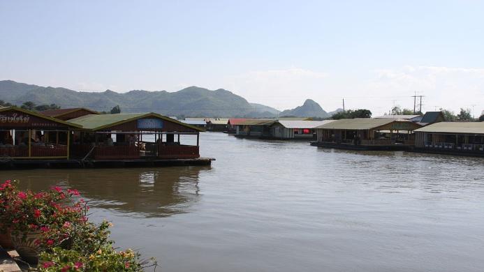 River Kwai Resotel Kanchanaburi - Muslim Friendly Travel in Kanchanaburi