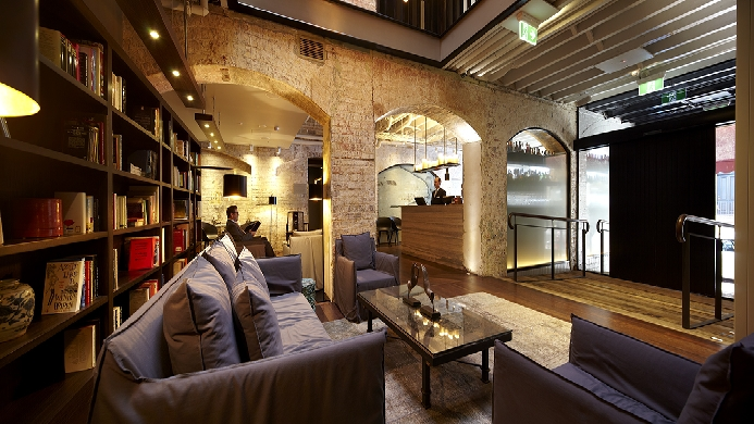 View of Harbour Rocks Hotel Sydney - MGallery Collection - Muslim Friendly Travel in Sydney