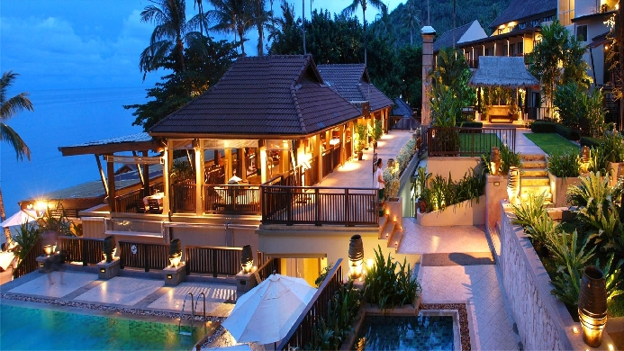 View of Imperial Samui Beach Resort - Muslim Friendly Travel in Samui