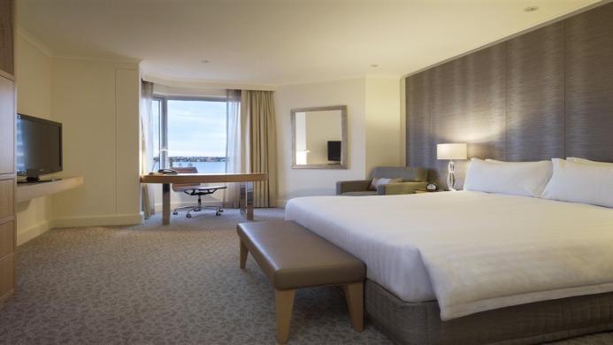 View of Hyatt Regency Hotel Perth - Muslim Friendly Travel in Perth