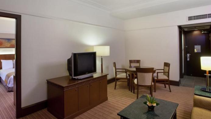View of Holiday Inn Glenmarie Kuala Lumpur - Muslim Friendly Travel in Kuala Lumpur