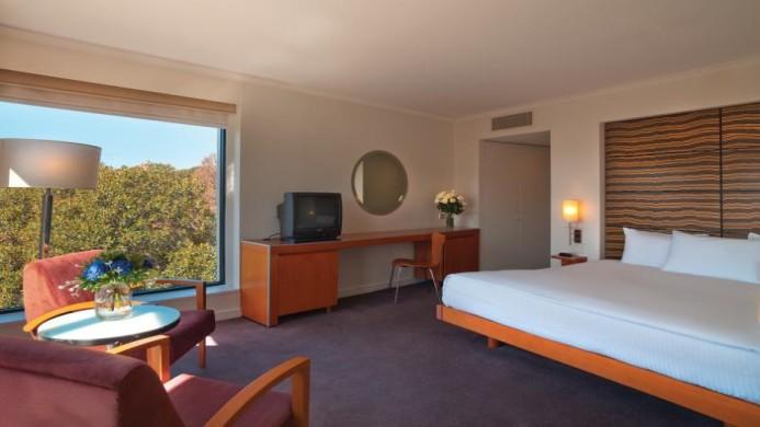 View of Addison Hotel Sydney - Muslim Friendly Travel in Sydney