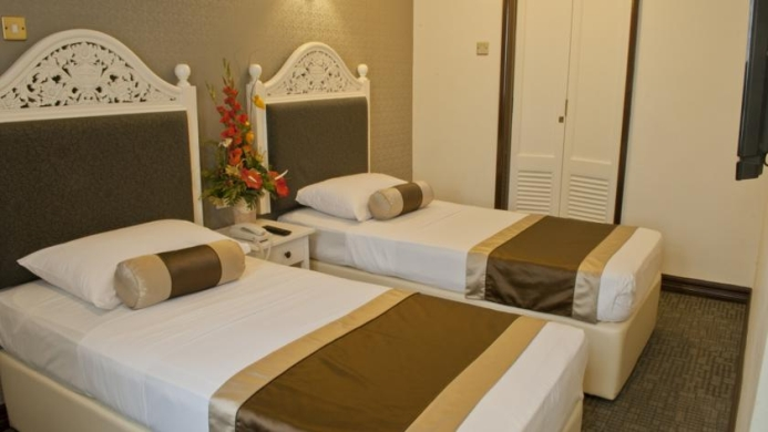 View of The Inn At Temple Street Hotel Singapore - Muslim Friendly Travel in Singapore