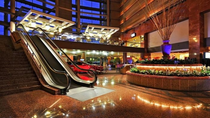 View of Rendezvous Grand Hotel Singapore - Muslim Friendly Travel in Singapore