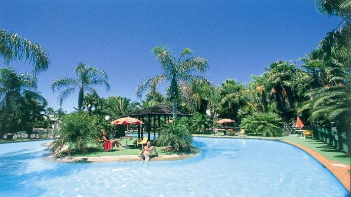 View of Desert Palms Resort Alice Springs - Muslim Friendly Travel in Alice Springs