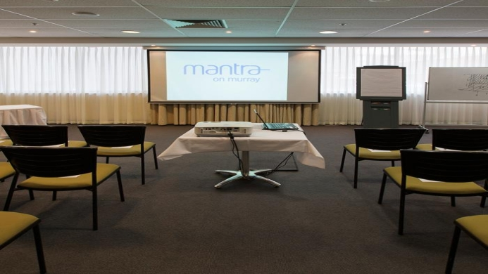 View of Mantra On Murray Perth - Muslim Friendly Travel in Perth