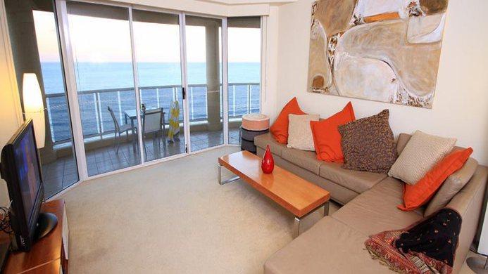 View of Xanadu Main Beach Resort - Muslim Friendly Travel in Gold Coast