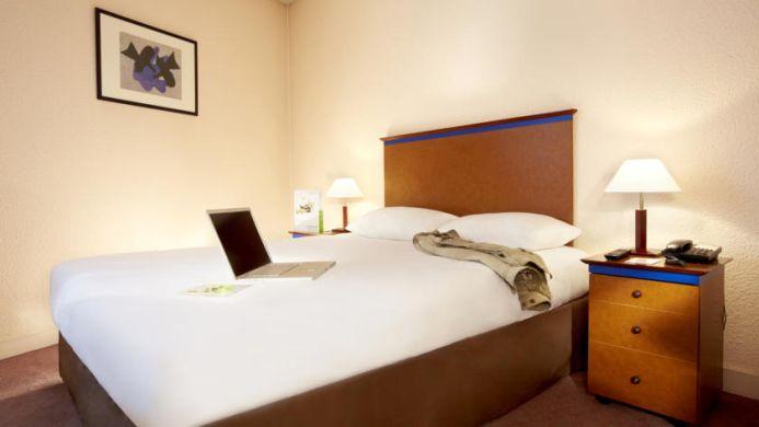 View of Hotel Campanile Lyon Centre Berges Du Rhone - Muslim Friendly Travel in Lyon