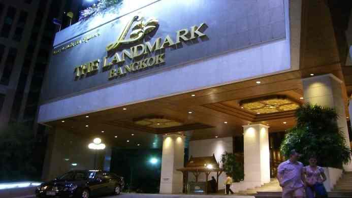 View of The Landmark Bangkok Hotel - Muslim Friendly Travel in Bangkok