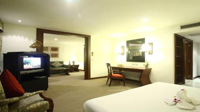 View of Narai Hotel Bangkok - Muslim Friendly Travel in Bangkok