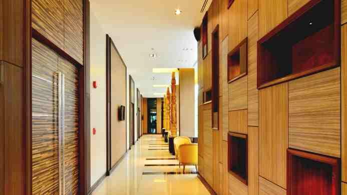 View of Royal Orchid Sheraton Hotel & Towers Bangkok - Muslim Friendly Travel in Bangkok
