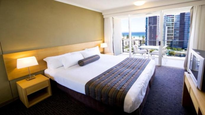 View of Outrigger Twin Towns Resort Tweed Heads Coolangatta - Muslim Friendly Travel in Gold Coast