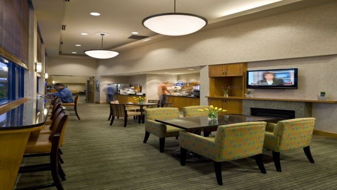View of Holiday Inn Express Vancouver - Muslim Friendly Travel in Vancouver