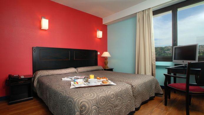 View of Berlioz Hotel Lyon - Muslim Friendly Travel in Lyon