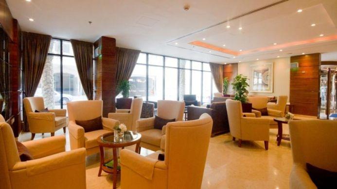 View of Golden Tulip Flamenco Hotel Cairo - Muslim Friendly Travel in Cairo