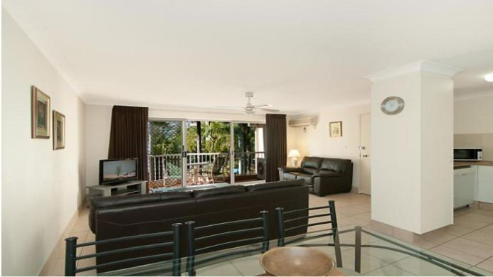 View of Comfort Inn & Suites Mari Court Surfers Paradise - Muslim Friendly Travel in Gold Coast