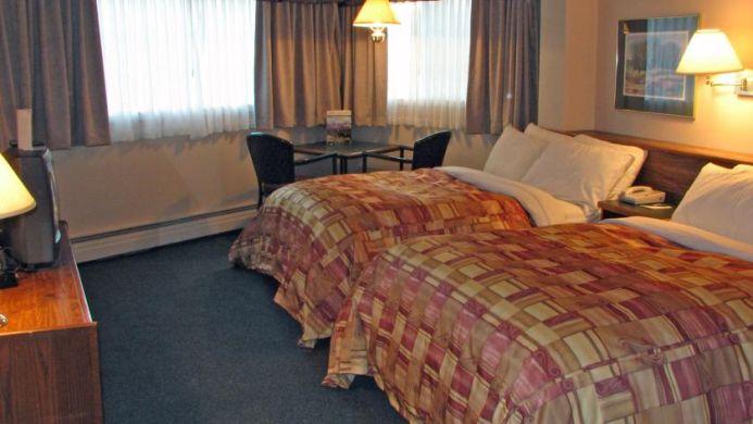 View of Inns of Banff Hotel - Muslim Friendly Travel in Banff, AB