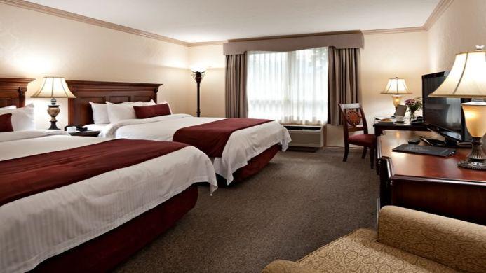 View of Delta Royal Canadian Lodge Banff - Muslim Friendly Travel in Banff, AB