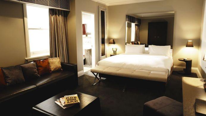 View of The Kirketon Hotel Sydney - Muslim Friendly Travel in Sydney