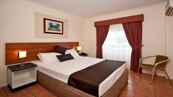 View of Queens Court Hotel Cairns - Muslim Friendly Travel in Cairns