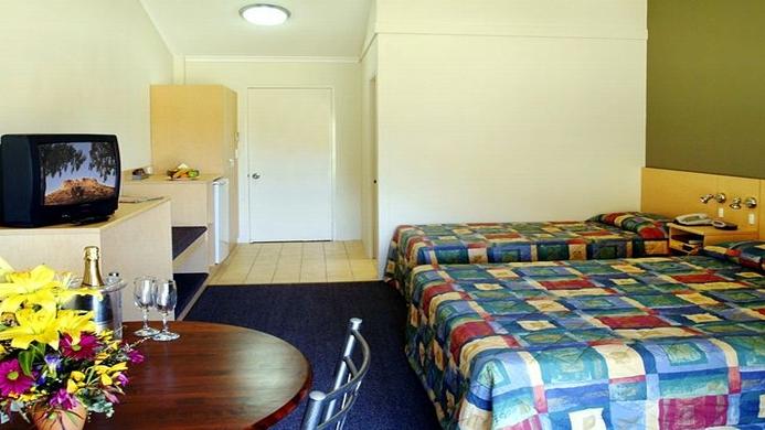 View of Heavitree Gap Outback Lodge Alice Springs - Muslim Friendly Travel in Alice Springs