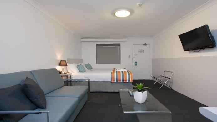 View of Central Railway Hotel & Apartments Sydney - Muslim Friendly Travel in Sydney