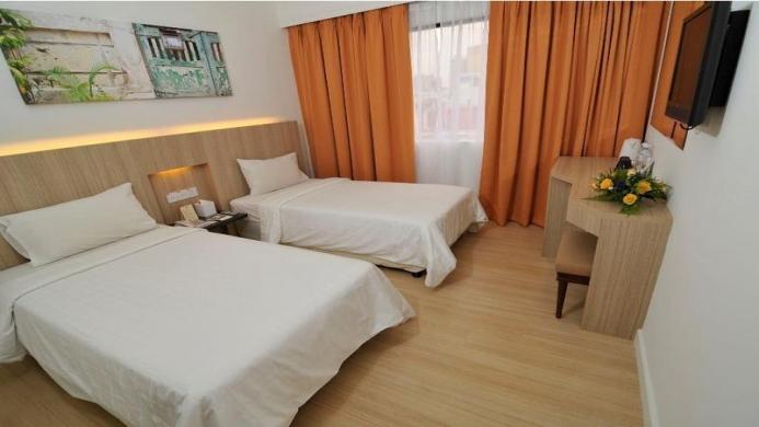 View of Swiss Inn Kuala Lumpur - An International HIP Hotel - Muslim Friendly Travel in Kuala Lumpur
