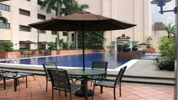 View of Grand Seasons Hotel Kuala Lumpur - Muslim Friendly Travel in Kuala Lumpur