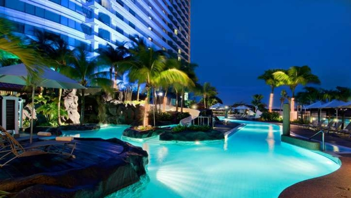 View of Sunway Resort Hotel & Spa Kuala Lumpur - Muslim Friendly Travel in Kuala Lumpur