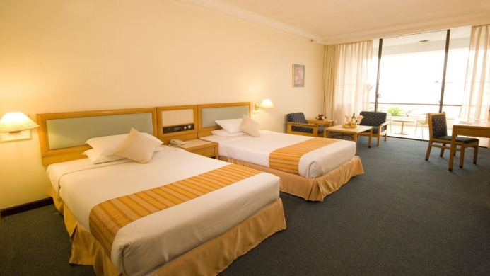 View of Copthorne Orchid Hotel Penang - Muslim Friendly Travel in Penang