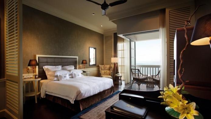 View of Eastern & Oriental Hotel Penang - Muslim Friendly Travel in Penang