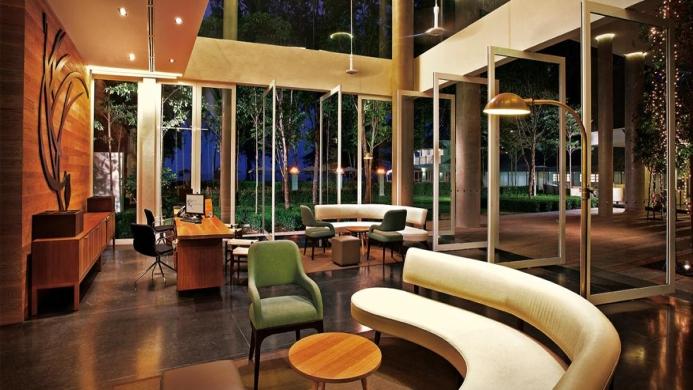 View of Lone Pine Hotel Penang - Muslim Friendly Travel in Penang