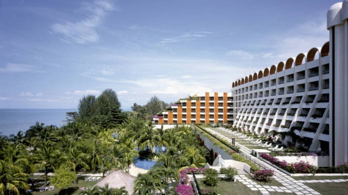 View of PARKROYAL Penang Resort - Muslim Friendly Travel in Penang