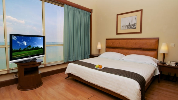 View of The Northam All Suite Hotel George Town - Muslim Friendly Travel in Penang