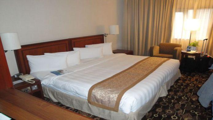 View of Holiday Inn Singapore Atrium - Muslim Friendly Travel in Singapore