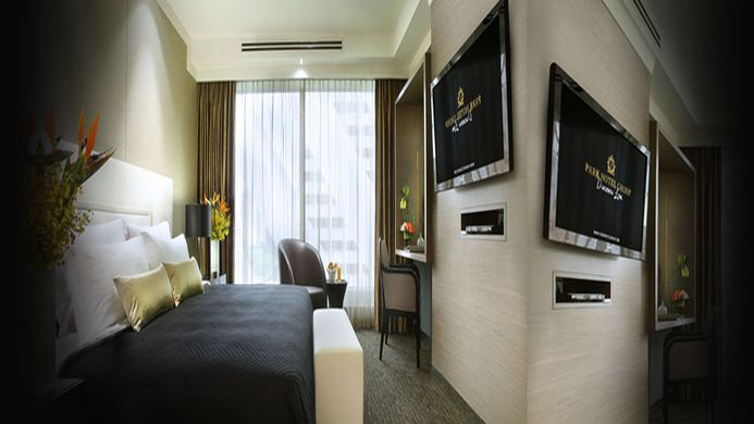 View of Grand Park Orchard Singapore Hotel - Muslim Friendly Travel in Singapore