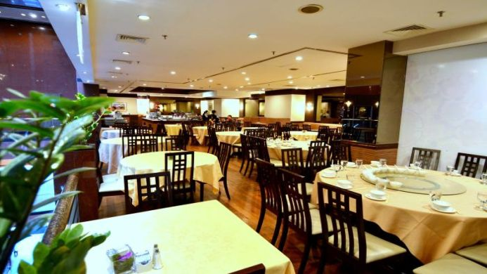 View of Village Hotel Bugis by Far East Hospitality (formerly known as Landmark Village Hotel) - Muslim Friendly Travel in Singapore