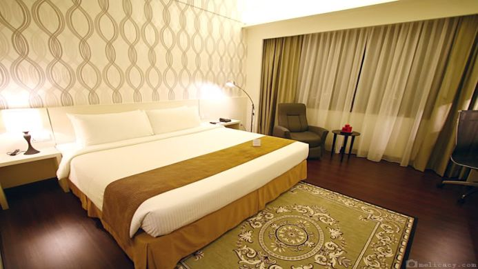 View of Village Hotel Changi by Far East Hospitality - Muslim Friendly Travel in Singapore