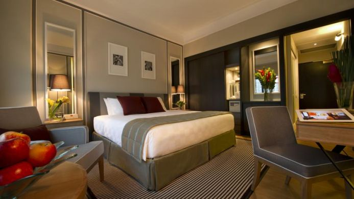 View of Orchard Hotel Singapore - Muslim Friendly Travel in Singapore