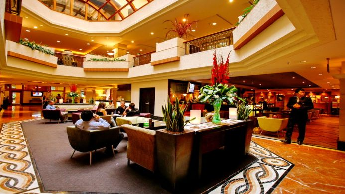View of Orchard Parade Hotel By Far East Hospitality Singapore - Muslim Friendly Travel in Singapore
