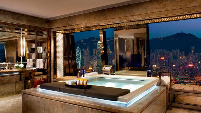 View of The Ritz-Carlton, Millenia Singapore - Muslim Friendly Travel in Singapore