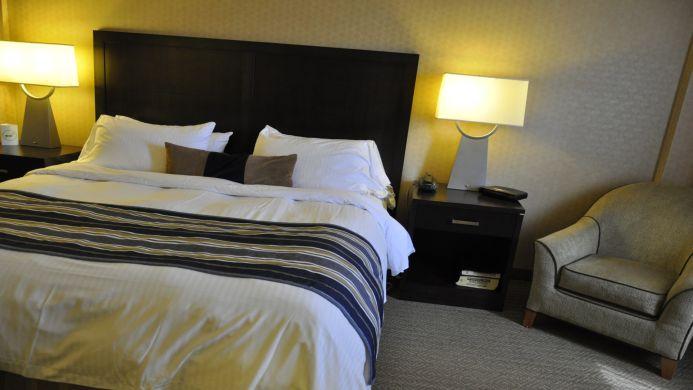 View of Delta Edmonton South Hotel & Conference Centre - Muslim Friendly Travel in Edmonton