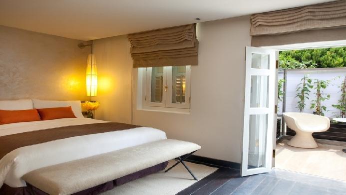 View of Naumi Liora Hotel Singapore - Muslim Friendly Travel in Singapore