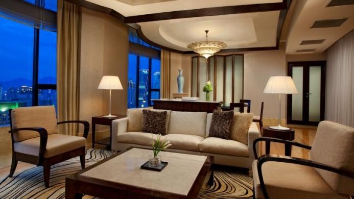 View of The Westin Kuala Lumpur Hotel - Muslim Friendly Travel in Kuala Lumpur