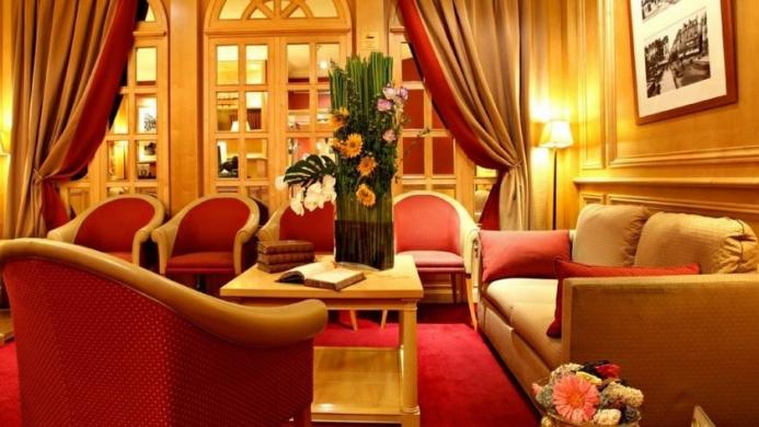View of Best Western Hotel Royal Saint Jean Bordeaux - Muslim Friendly Travel in Bordeaux