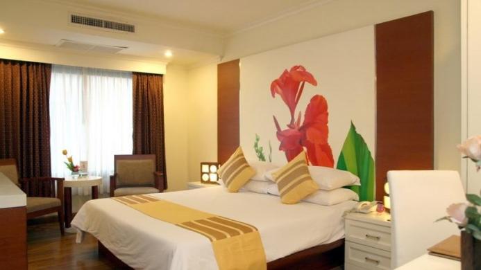 View of Palazzo Hotel Bangkok - Muslim Friendly Travel in Bangkok