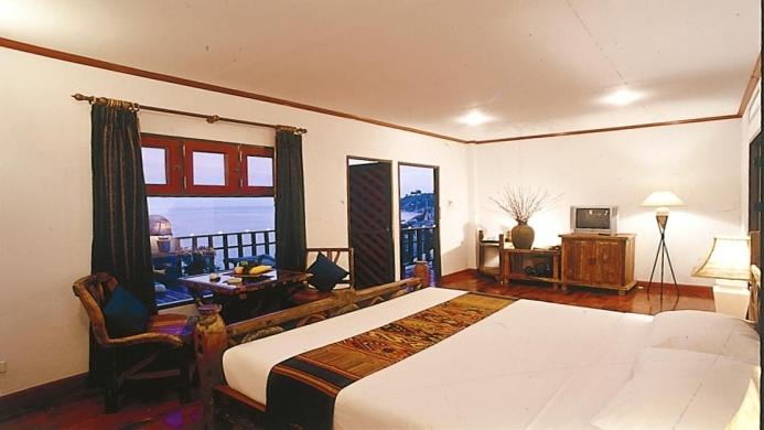 View of Baan Hin Sai Boutique Resort & Spa Samui - Muslim Friendly Travel in Samui