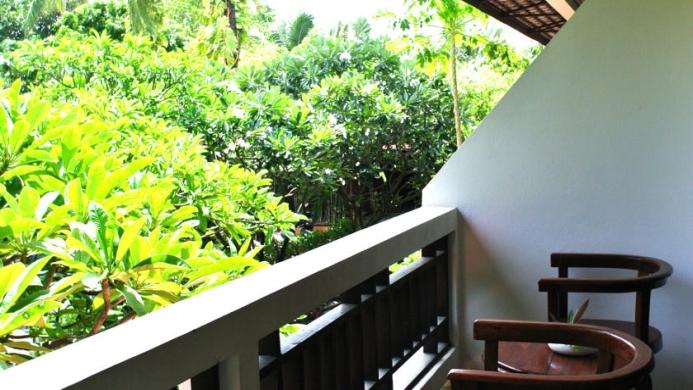 View of Seascape Beach Resort Samui - Muslim Friendly Travel in Samui